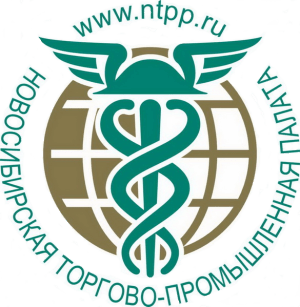 Logo of the Novosibirsk Chamber of Commerce and Industry